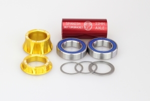 22mm spanish bottom bracket set