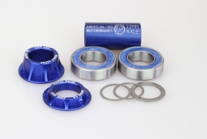 22mm mid bottom bracket set