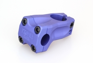 matt purple acoustic stem