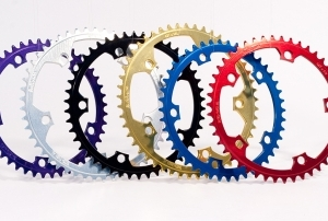 1/8 track chainring