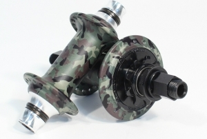 natural camo elite hubset