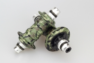 natural camo mini hub set